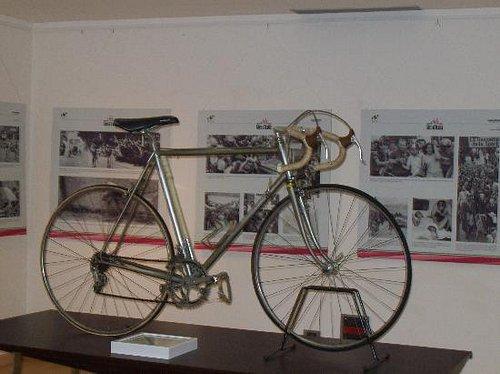 Museo del Ciclismo  Magreglio