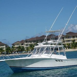 Our 36ft Luhrs Open Express