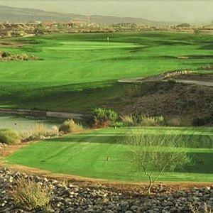 Coyote Lakes Golf Club located in Surprise, Arizona.