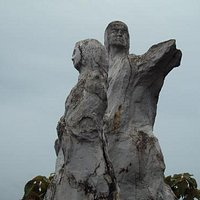 statue of dona Paula