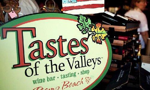 Tastes of the Valleys Wine Bar