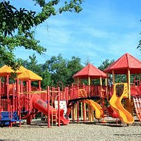 Kids loved the playground