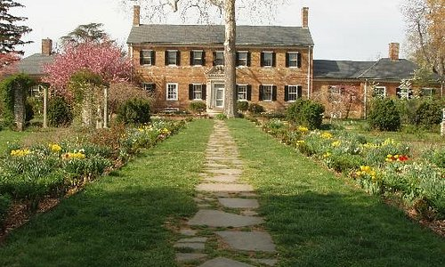 Chatham Manor, Fredericksburg & Spotsylvania NMP