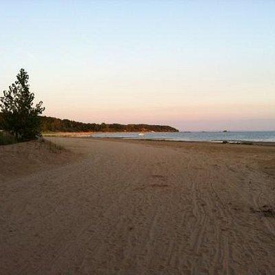 Nickel beach