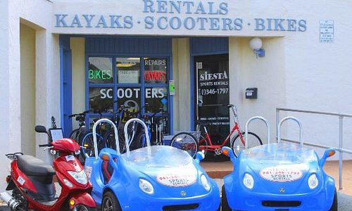Scootercars