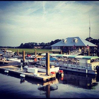 Bull River Marina and Dockhouse