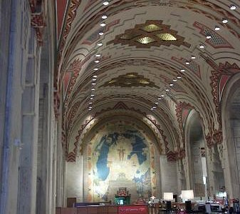 Main floor Guardian Building