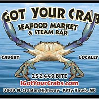 Local seafood. Local service. Free steaming.