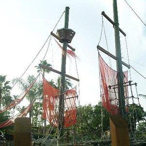 Smugglers Pirate Ship