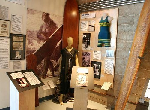 The Women On Waves exhibit from 2010