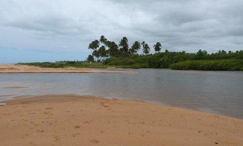 Tabuba - Foz do rio