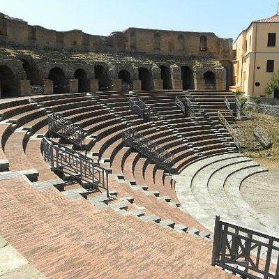 teatro romano Benevento