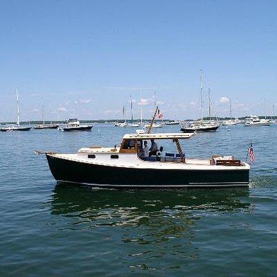 36 foot picnic boat