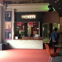 Box office at the 'Judy'