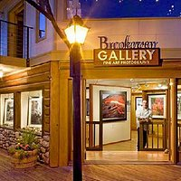 Our gallery on Cache Street