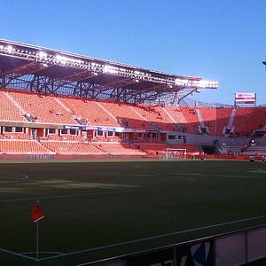 BBVA Compass Stadium - Valencia CF/Houston Dynamo