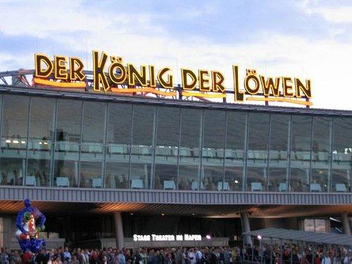 """""""Theater im Hafen"""" (""""Harbor Theater"""")"""
