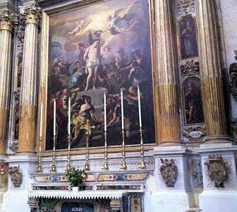 Altare di S. Sebastiano