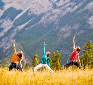 Yoga Banff