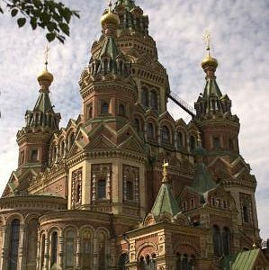 Amazing tented spires... only in Russia!