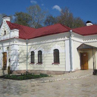 Closeup House of V. Kochubey Baturyn April 2012