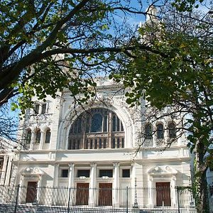 At the Great Synagogue