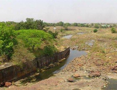 Garga Dam...