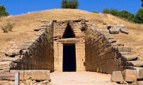 The tomb of Agamemnon - KEY day tour from Athens