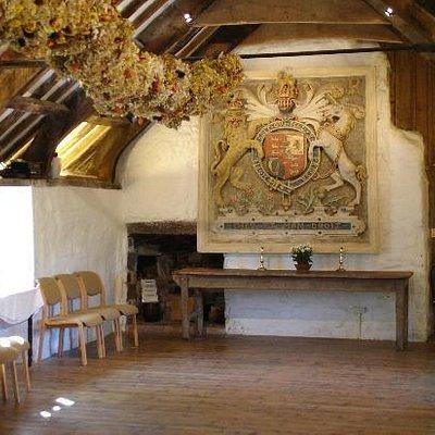 Gildhouse - interior