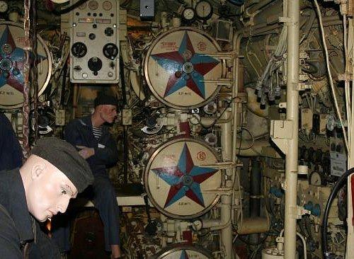 torpedo section