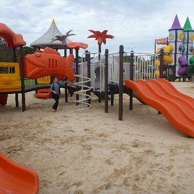 Heaps of slides
