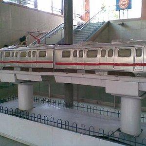 Metro model