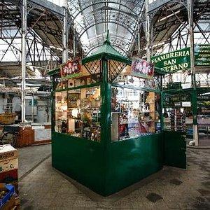 San Telmo Indoor Market build in 1897!