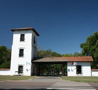 Ingreso a las Ruinas de Santa Fe la Vieja