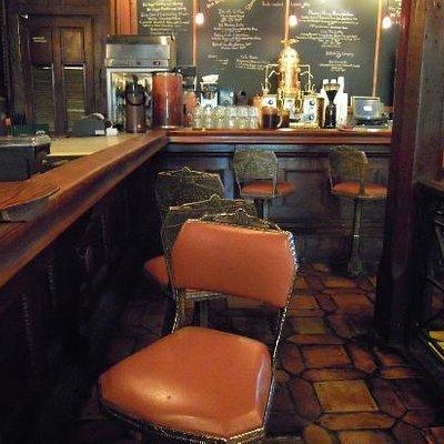 Southern charm - bar at Seville Quarter