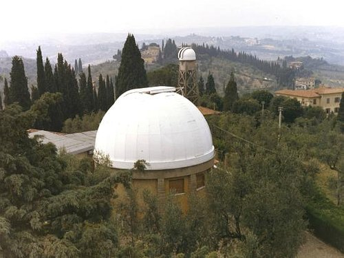 Provided by: INAF Arcetri Astrophysical Observatory