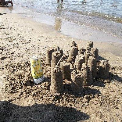 Fun with Sand
