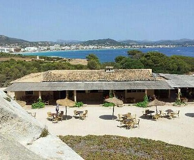 Blick vom Castel de la Punta de n'Amer