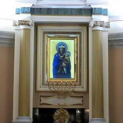 L'immagine venerata