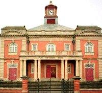 Stiwt Theatre Wrexham North Wales
