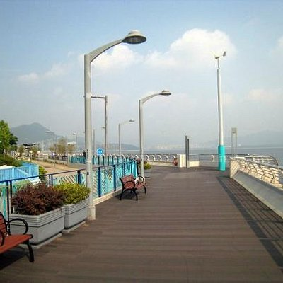 Tolo Harbour from Ma On Shan Promenade (1)