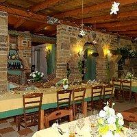Sala addobbata per cerimonie: Agriturismo Antica Quercia