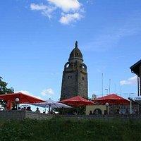 Wittelsbacher Turm mit Gaststätte