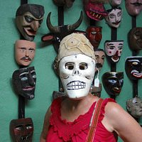 Mask Museum SMA