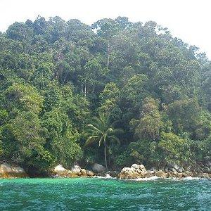 Pulau Sembilan - 1 of the 9 Islands