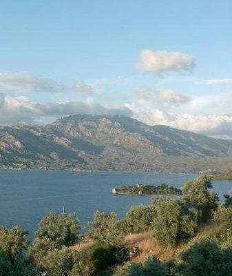 View at Lake Bafa