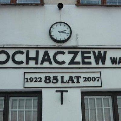 Sochaczew Railway Station