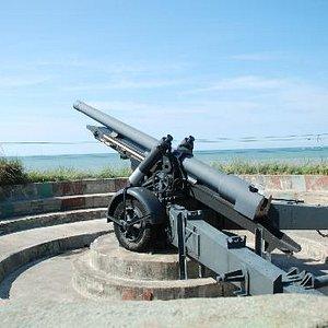 Cannone da campagna riadattato