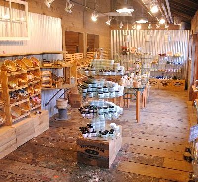 Icy Strait Point Shopping - Soap & Candle Shop - All Alaskan Made Products
