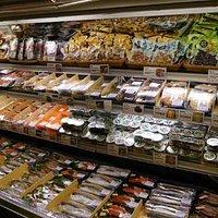 SOGO basement - supermarket area(2)